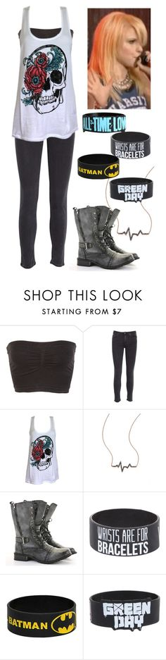 """""""Alexandria Out for a Walk ~ HBH"""" by mainemusic ❤ liked on Polyvore featuring Acne Studios, Iron Fist, Diane Kordas and CO"""