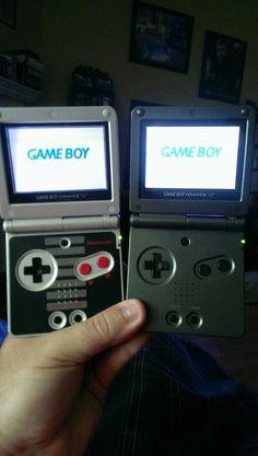 Nintendo GBA SP