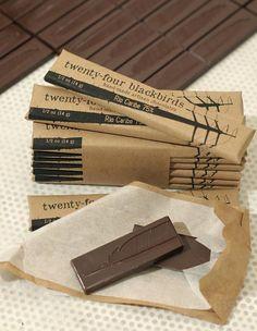 #chocolate | twenty-four blackbirds