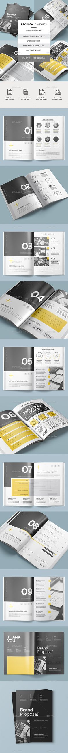 Web Design Proposal Proposals and