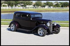 1932 Ford Victoria  Jay Howell's Personal Street Rod