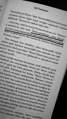 Book Quotes, Words Quotes, Life Quotes, John Green Quotes, Learn Turkish Language, English Vocabulary Words, Allah Quotes, Literature Books, Reminder Quotes