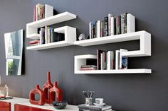 Calligaris  Shelving Units. Seattle. 1C482F69_1517_8A12_D976A85B352EA059. Voyager furniture.