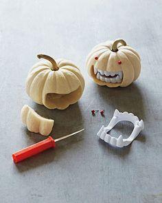 vampire pumpkins - c
