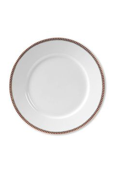 Picture of Spring to Life Breakfast Plate White