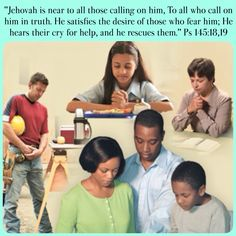 "Draw Close to God in Prayer - Does God listen when you pray? Why should we pray to God? What must we do to be heard by God? How does God answer our prayers? To answer that question, you need to understand what the Bible teaches about prayer.. ❈  ❈  ❈ If you would like to know more, please go to JW.org > Publications > Books & Brochures > What Does the Bible Really Teach? Chapter 17, ""Draw Close to God in Prayer?"""