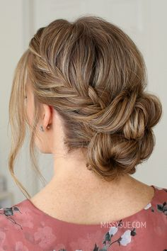 Fishtail French Brai
