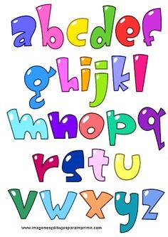 Cartoon alphabet vector image on VectorStock Hand Lettering Alphabet, Doodle Lettering, Graffiti Alphabet, Graffiti Lettering, Creative Lettering, Calligraphy Alphabet, Handwritten Fonts, Alphabet And Numbers, Graphic