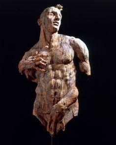 Javier Marin (b Museum Of Fine Arts, Museum Of Modern Art, Art Museum, Javier Marin, Art Du Monde, Modelos 3d, Contemporary Sculpture, Vanitas, Gay Art