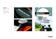 SIDENOR - IRON PROCESSING INDUSTRY - Creation of communication material - Direct marketing activities - Newsletter Design and development