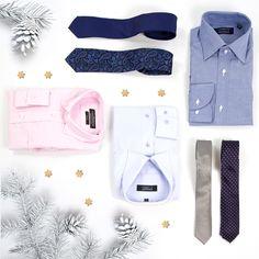 stylizacja męska, koszula, koszule męskie, krawaty, ozdobny krawat Adidas