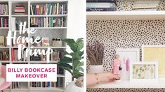 How To Hack An IKEA Billy Bookcase For Under $150 | Stunning DIY Transfo...