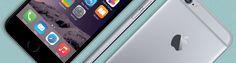 Olyckor som laga iphone med spräckt glas täcks inte av garantin för Iphone - Det går däremot att köpa till Apple iPhone som under två år från inköpsdatumet gör det möjligt att laga Iphone 6 den här typen av skador mot en självrisk. Men man får inte vara hur klantig som helst, det går bara att laga två skador under 2 år.  #iPhone6 #Reparation #Stockholm