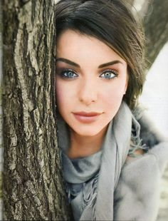 Julia Volkova .. looks like a Barbie doll!
