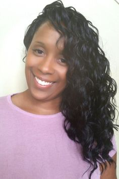 Crochet Hair Loose Deep : Crochet Braids with Loose Deep by Outre Batik on Pinterest Crochet ...