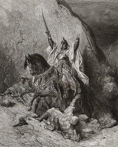 Saladin Salah Ed Din Yusuf Sultan During Second Crusade Poster Print (26 x 34)