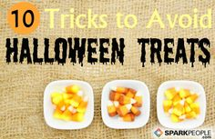10 Tricks to Avoid the Halloween Treats via @SparkPeople