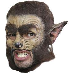 Máscara Wolf deluxe Ghoulish - Dresoop.es