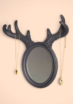 Antler Mirror. Want.
