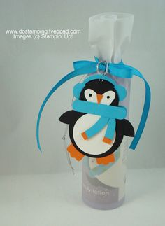 Dawn O's Punched Penguin