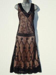 Ebay long dress size 8 artist