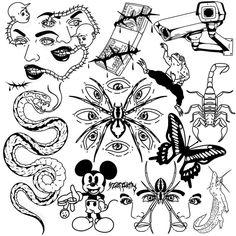 Dope Tattoos, Dream Tattoos, Pretty Tattoos, Mini Tattoos, Future Tattoos, Body Art Tattoos, Small Tattoos, Modern Tattoos, Tatoos