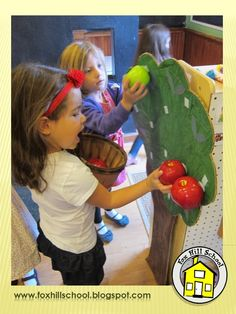 Fox Hill School: Up for Apple Picking?