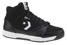 68b3025fca13 Converse Drop Step Shoes - Black Converse Basketball Shoes
