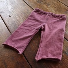 Organic everyday wear pants