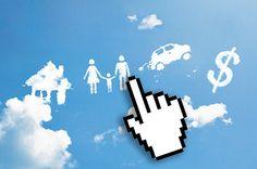 Les champions numériques du CAC 40 sont plutôt à chercher du côté des banques et des assureurs...