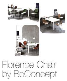 """""""Florende Chair von BoConcept"""" by bha-01 on Polyvore featuring interior, interiors, interior design, Zuhause, home decor und interior decorating"""