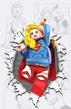 DC Lego capa 1