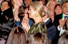 Queen Maxima attend the opening of the OECD Global Symposium