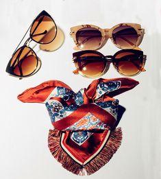 "The ""light"" of the new collection: sunglasses  #vilanovasunglasses"