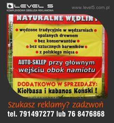 Tani i szybki wydruk banerów reklamowych.