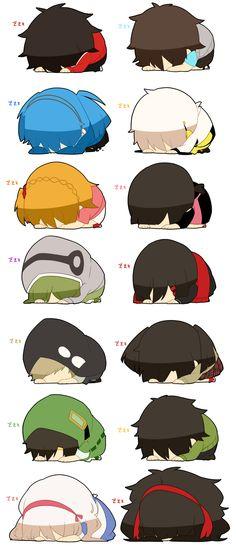 Tags: Fanart, Pixiv, Enomoto Takane, Fanart From Pixiv, Kagerou Project, Pixiv Id 2798666, Amamiya Hibiya, Kido Tsubomi, Asahina Hiyori, Koz...
