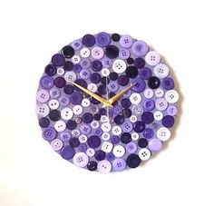 decorar_botones_reloj_pared