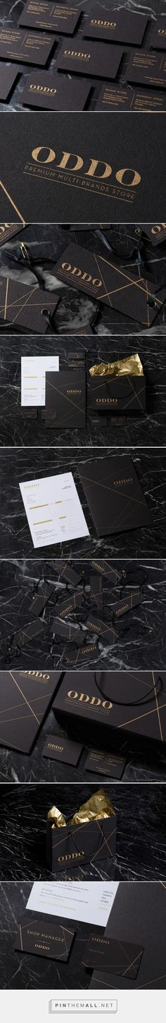 ODDO Fashion Branding and Packaging by Frames   Fivestar Branding Agency – Design and Branding Agency & Curated Inspiration Gallery
