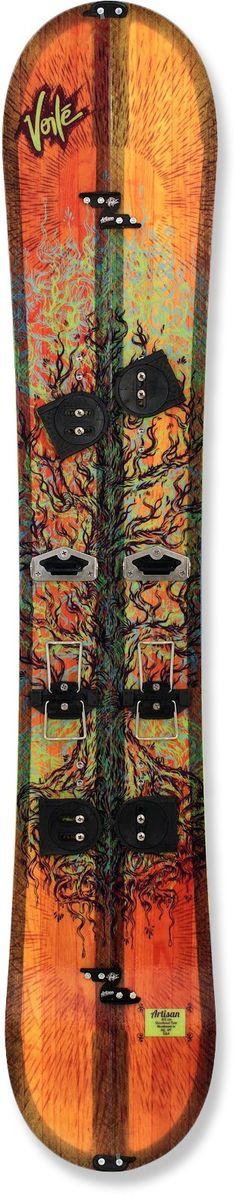Voile Artisan Splitboard - 2012/2013 at REI.com