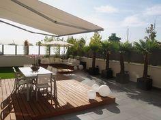 Ayuda para decorar una terraza en planta baja - Foro de InfoJardín
