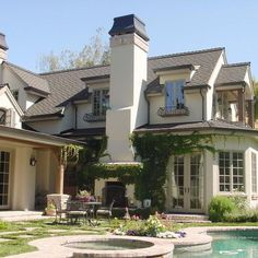 French Country House Design, Pictures, Remodel, Decor and Ideas - page 4