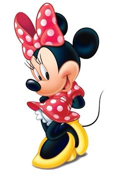 """FOR DADS:Say to her while her mum puts Minnie Mouse ears on """"Mummy and Daddy are taking you somewhere special today,Can you guess where we are going"""" Arte Do Mickey Mouse, Mickey Mouse E Amigos, Minnie Mouse Clipart, Mickey E Minnie Mouse, Minnie Png, Mickey Mouse And Friends, Disney Mickey, Bolo Minnie, Mimi Disney"""