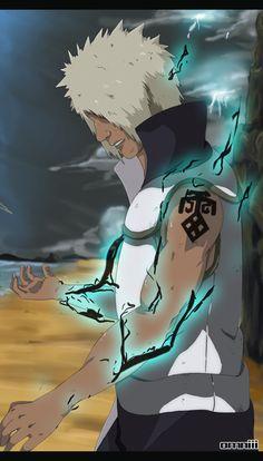 darui 02 by eronleto on DeviantArt Naruto Shippudden, Naruto Fan Art, Naruto Uzumaki, Boruto, Anime Fantasy, Fantasy Art, Fantasy Story, Ultimate Naruto, Amazing Beasts