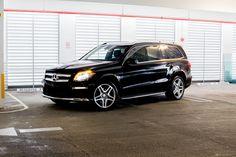 Mercedes GL550 429Hp V8/ pic by @george_varela