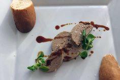 Die Bisonpastete als Vorspeise bei Elesko in Modra Restaurant, Viajes, Recipies, Diner Restaurant, Restaurants, Dining