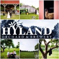 Farm-based outdoor weddings and special events, apple picking, live music, disc golf course and brewery