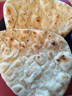Naan Bread Homemade