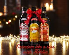 The Kahlua Holiday sweeps is back! Find out how to win $5,000 to help you entertain like a star.