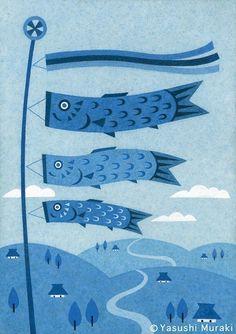 ILLUSTRATOR Yasushi Muraki・Japanese illustrator