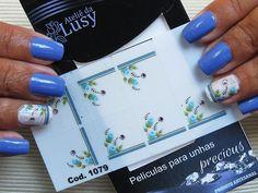 TPM Básica: Passei ~> Marshmallow de Alfazema + Películas do Ateliê da Lusy
